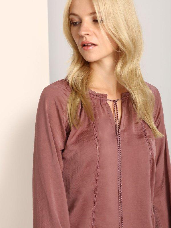 TOP SECRET γυναικεια μπλουζα boho style