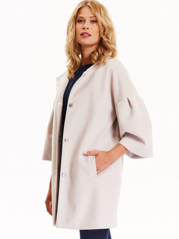 TOP SECRET top secret oversized παλτο