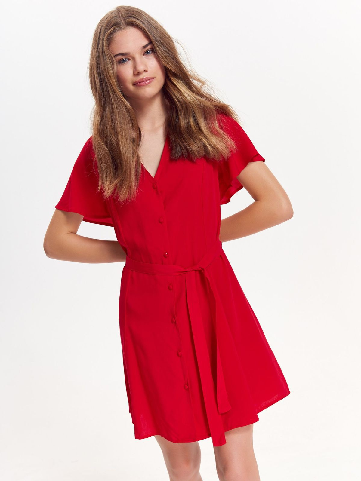 troll casual μινι φορεμα