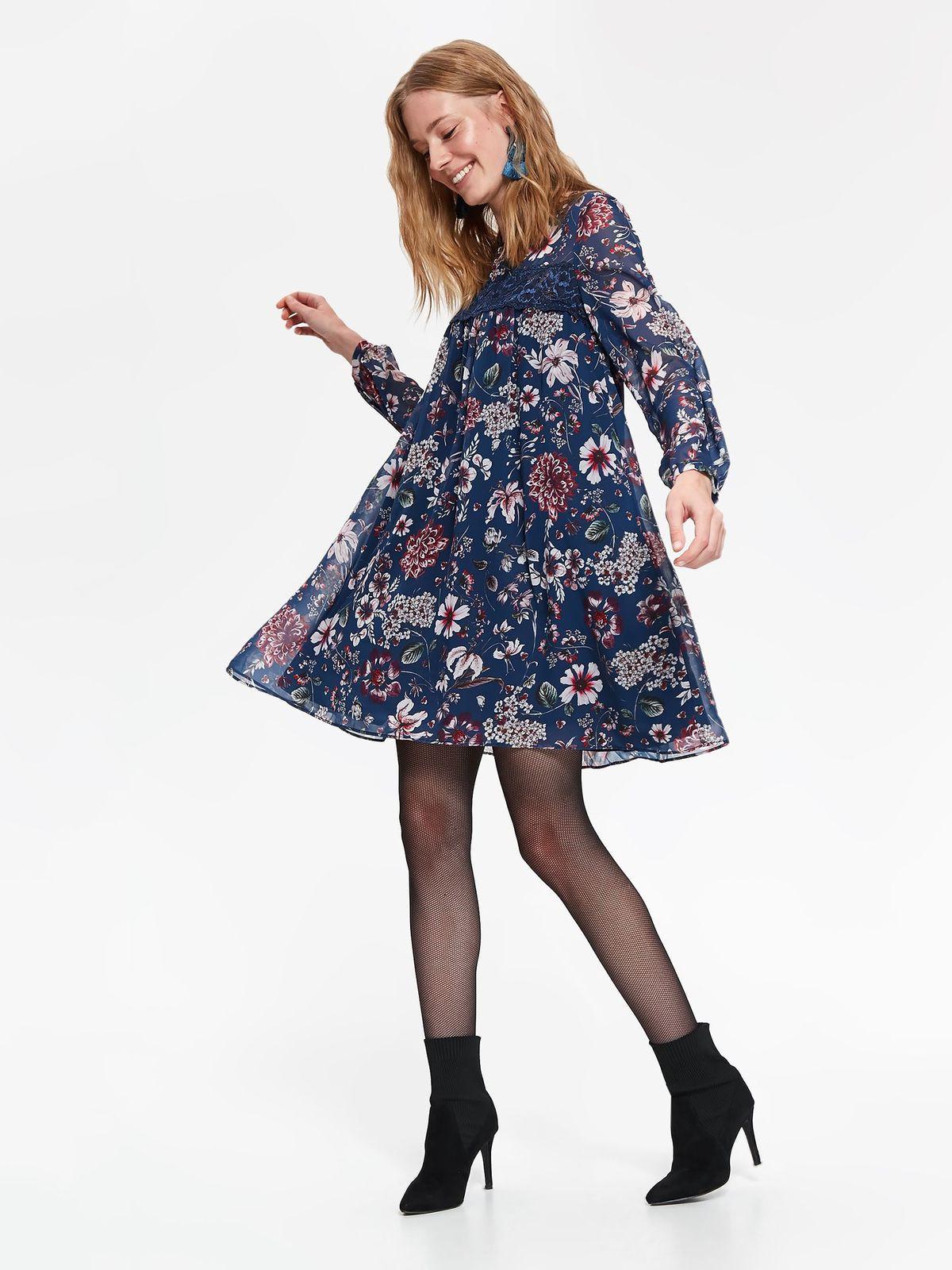 TOP SECRET TOP SECRET floral mini φορεμα