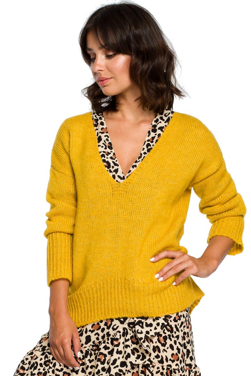 BeWear Pullover BK012 Honey - 335596