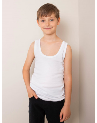 White top for boys