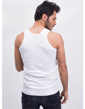 White vest for men