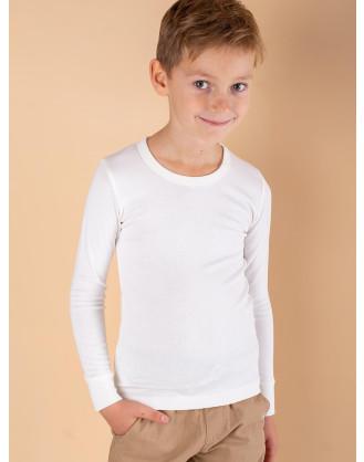 WHITE blouse for boys