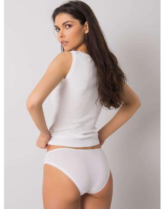 White panties