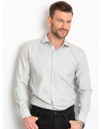 Grey men's shirt