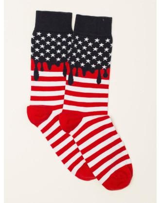 ΚΑΛΤΣΕΣ AMERICAN FLAG