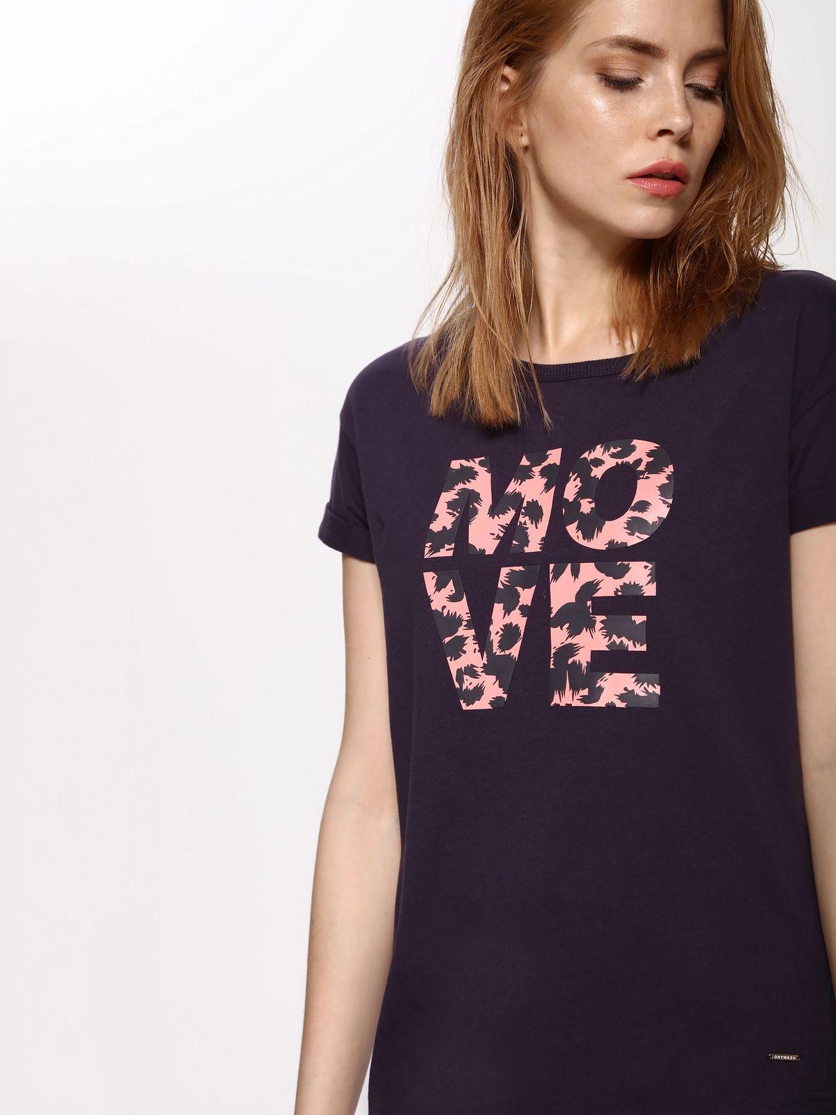 DRYWASH drywash t-shirt με logo