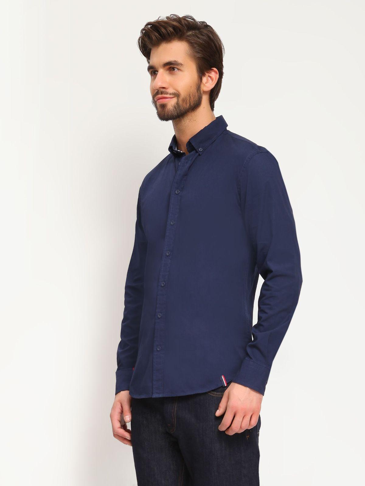DRYWASH ανδρικο πουκαμισο