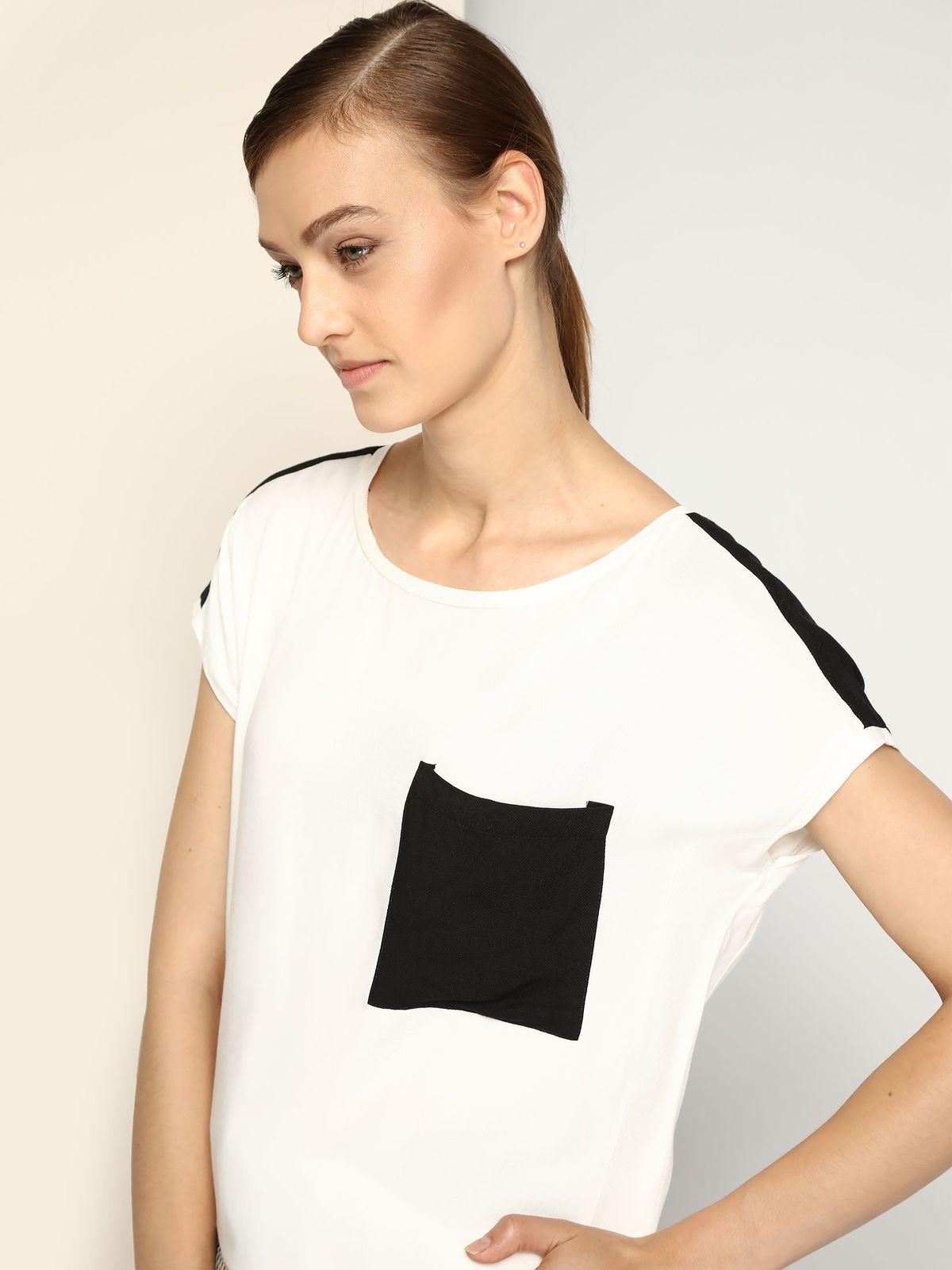 DRYWASH γυναικειο t-shirt με τσεπη