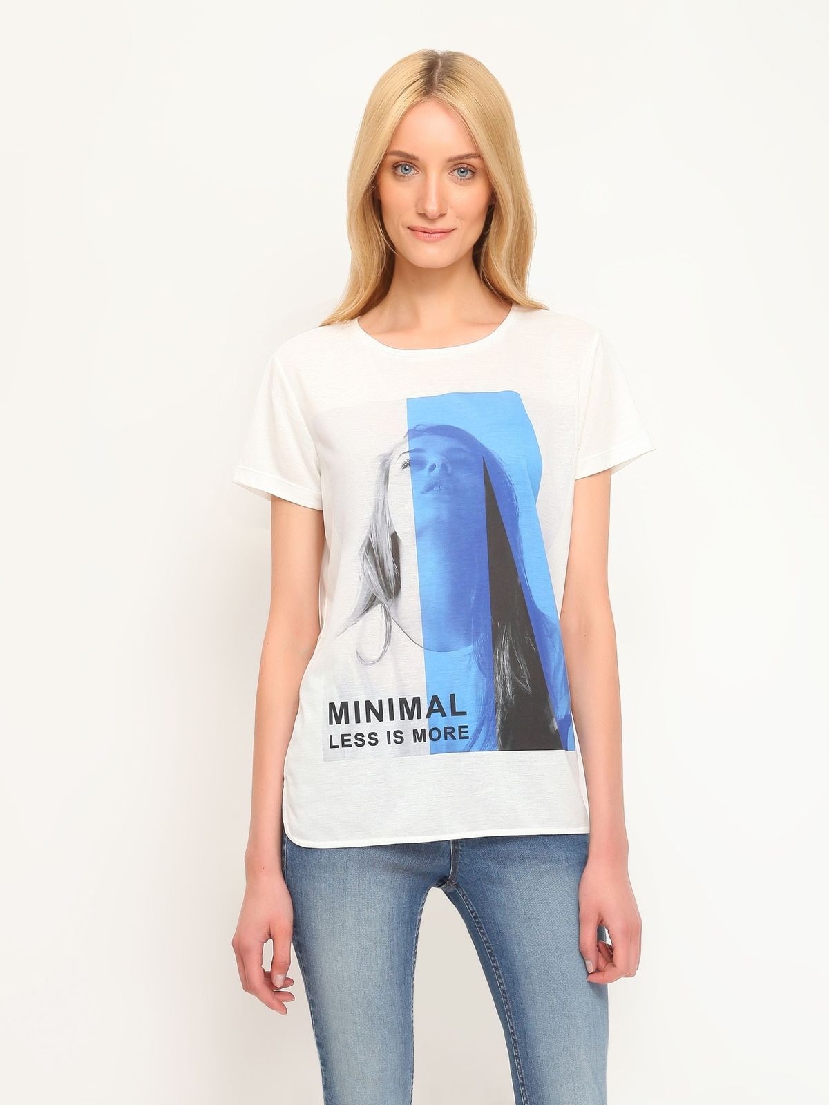 DRYWASH γυναικειο t-shirt με print