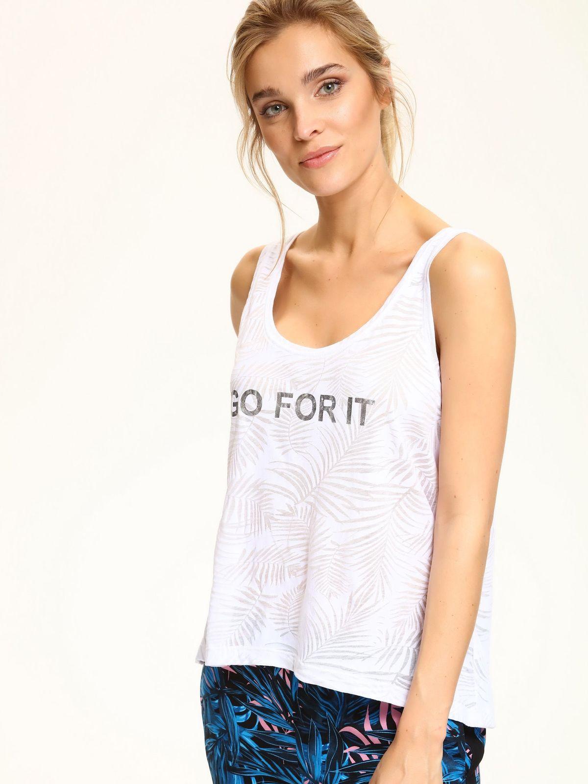 DRYWASH drywash αμανικο t-shirt με print