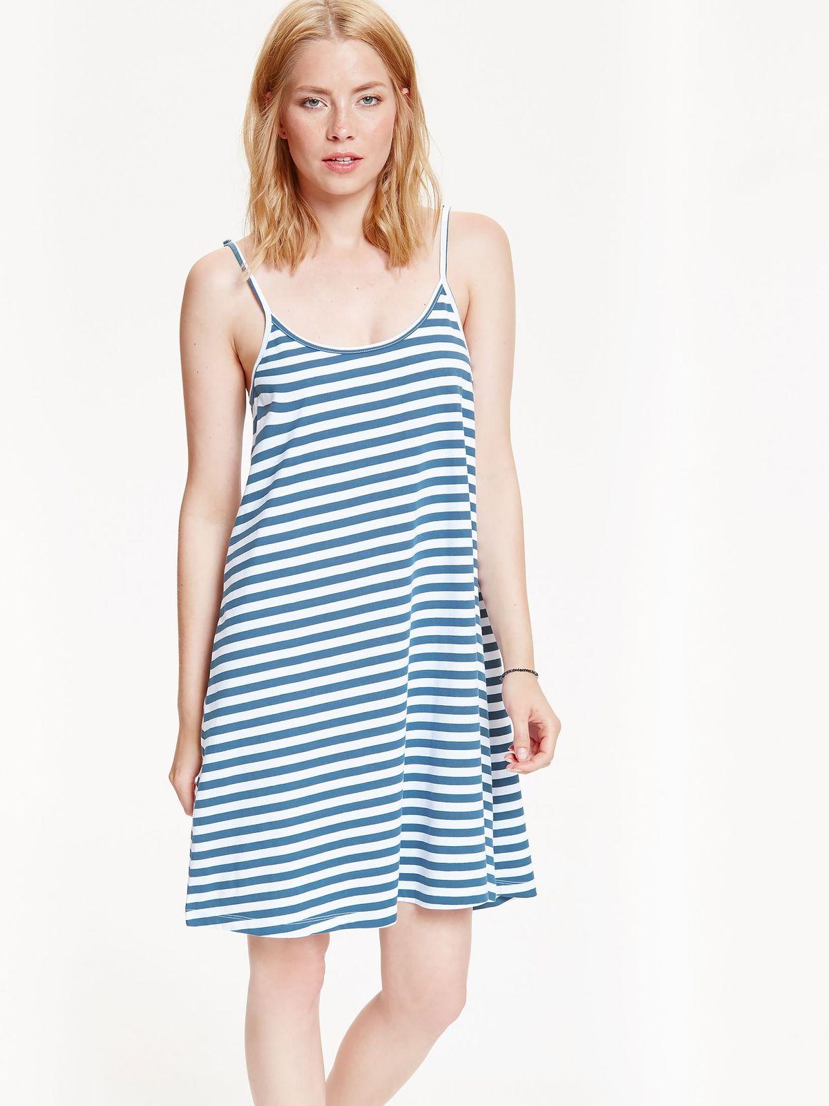 DRYWASH drywash γυναικειο φορεμα με ριγα