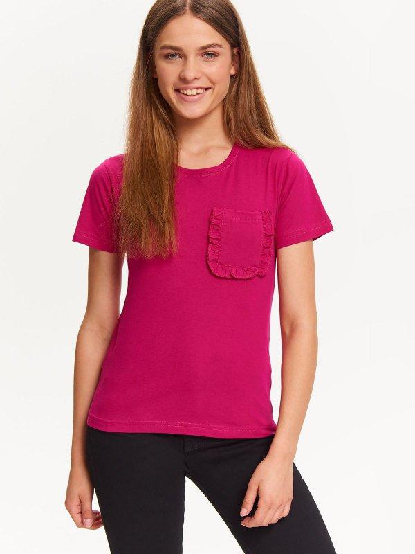 TROLL TROLL γυναικειο t-shirt ροζ