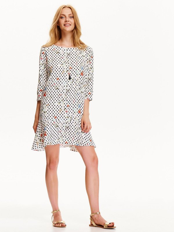 TOP SECRET top secret loose φορεμα με print 7ed7881be26