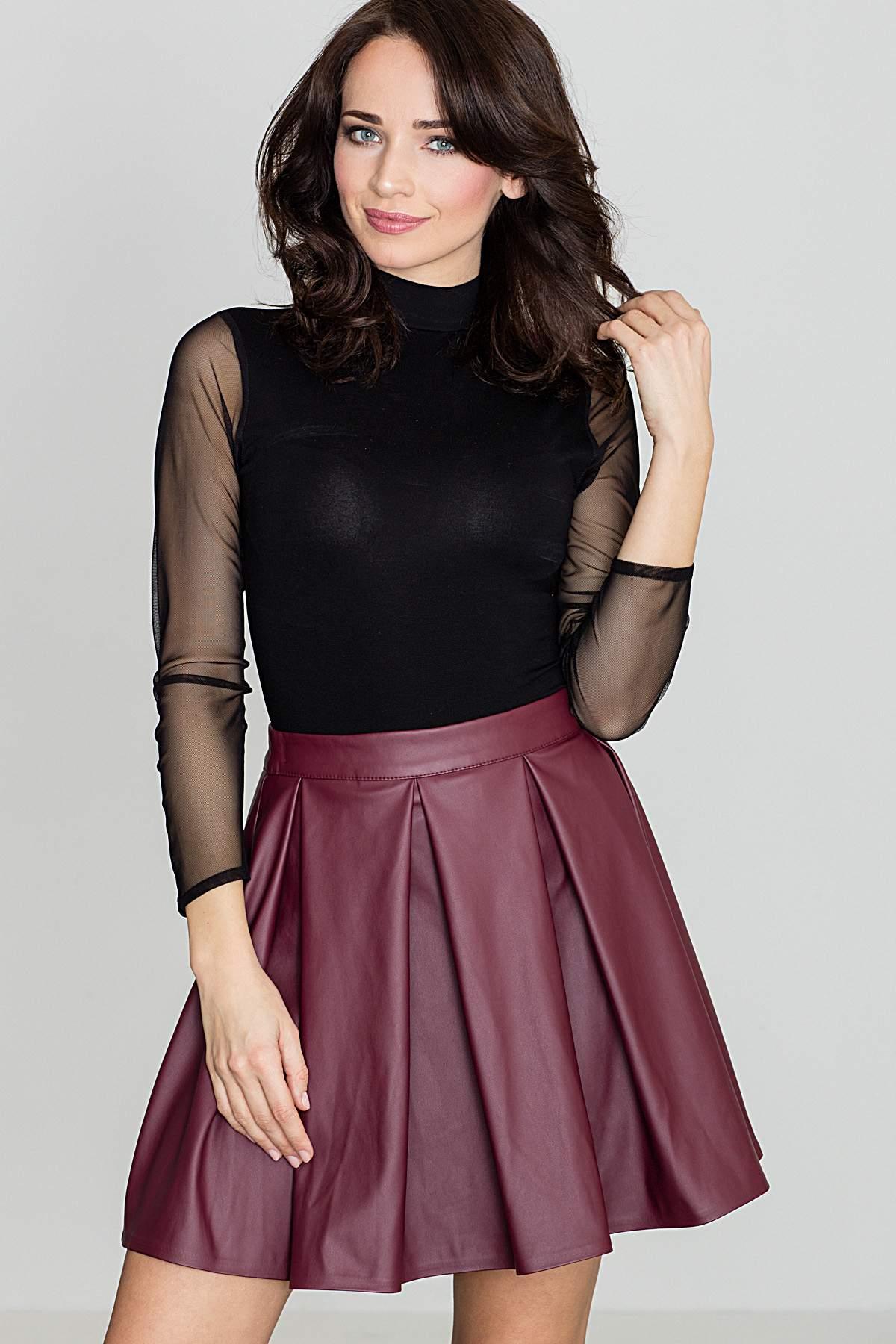 Γυναικεία   Ρούχα   Φούστες   Φούστα κοντή κολλητή σε μαύρο ... bed80fcc123
