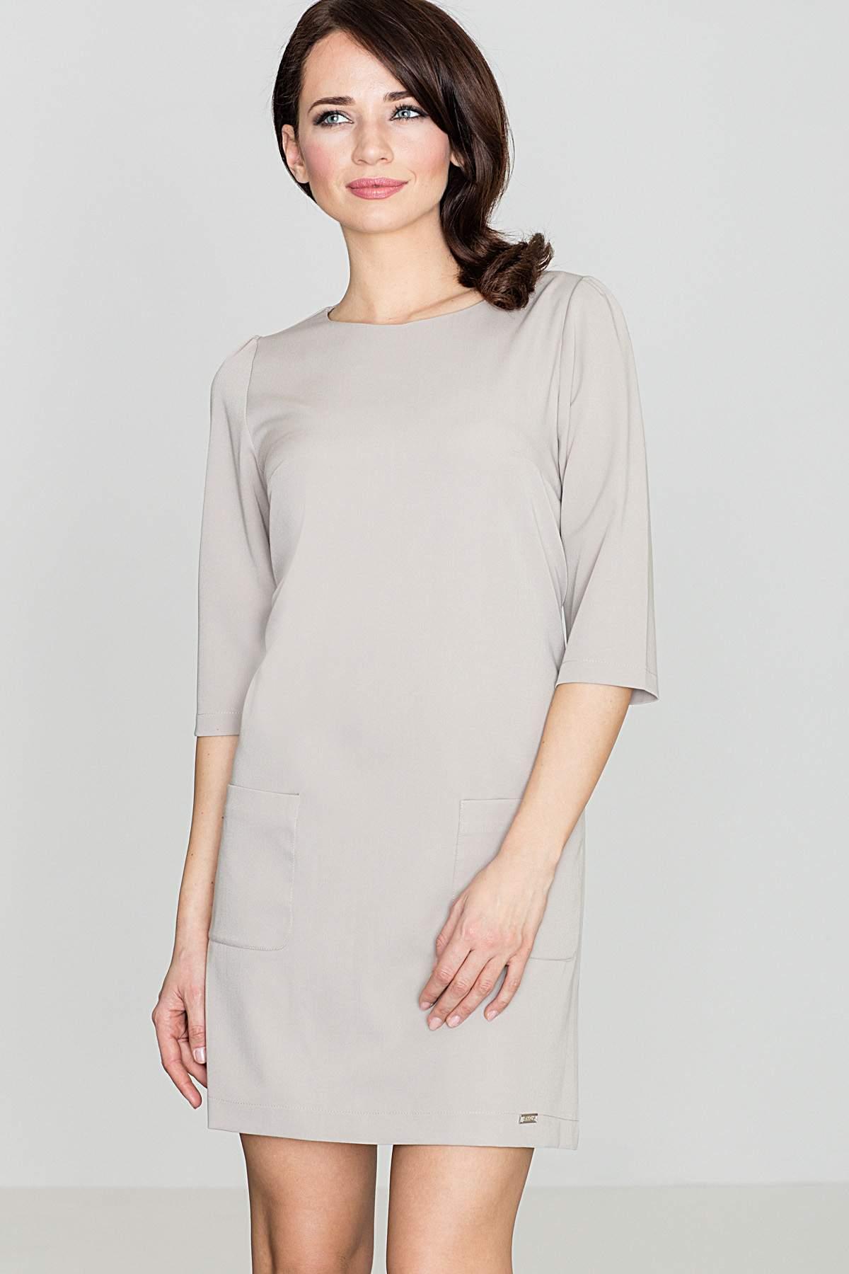03961c8b0434 Γυναικεία   Ρούχα   Φορέματα   Καθημερινά   KATRUS katrus φορεμα με ...