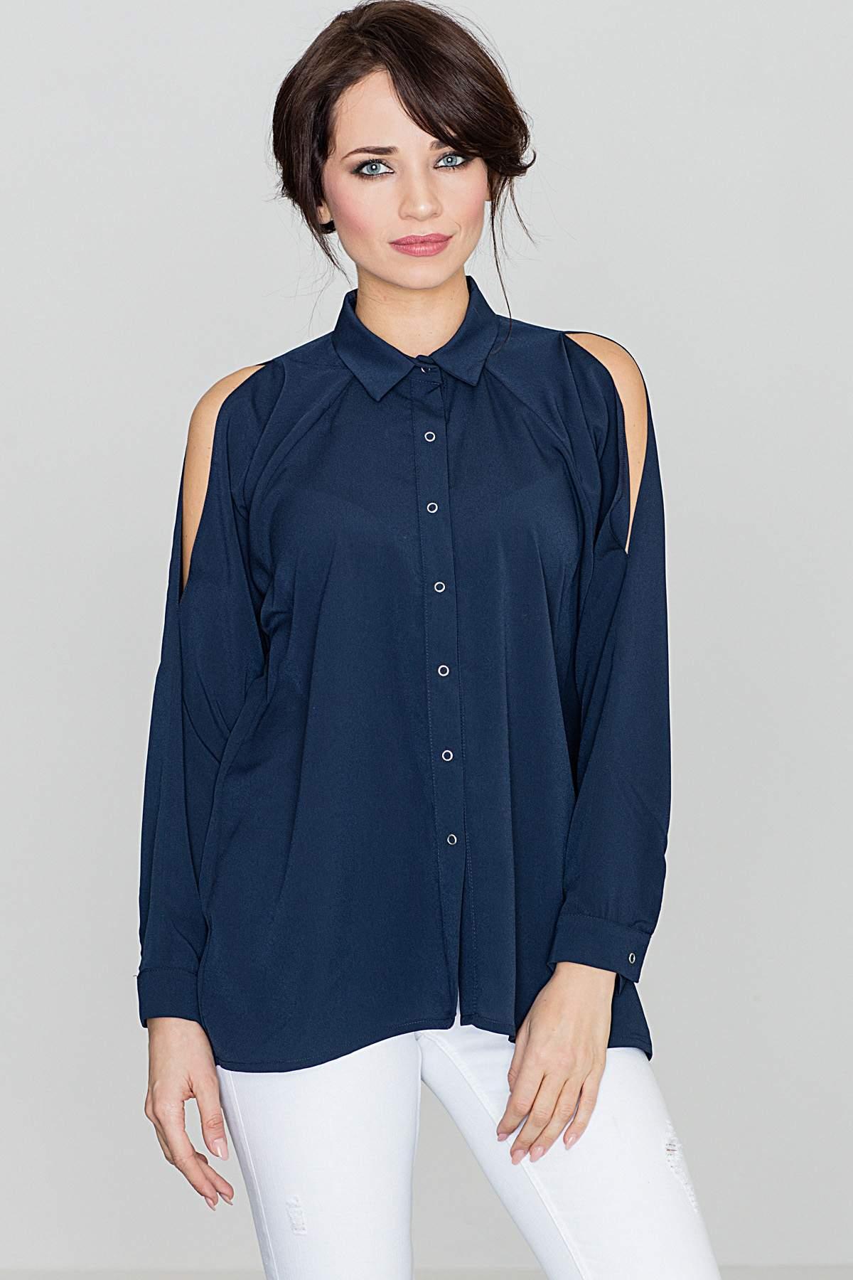 KATRUS γυναικειο εξωμο πουκαμισο