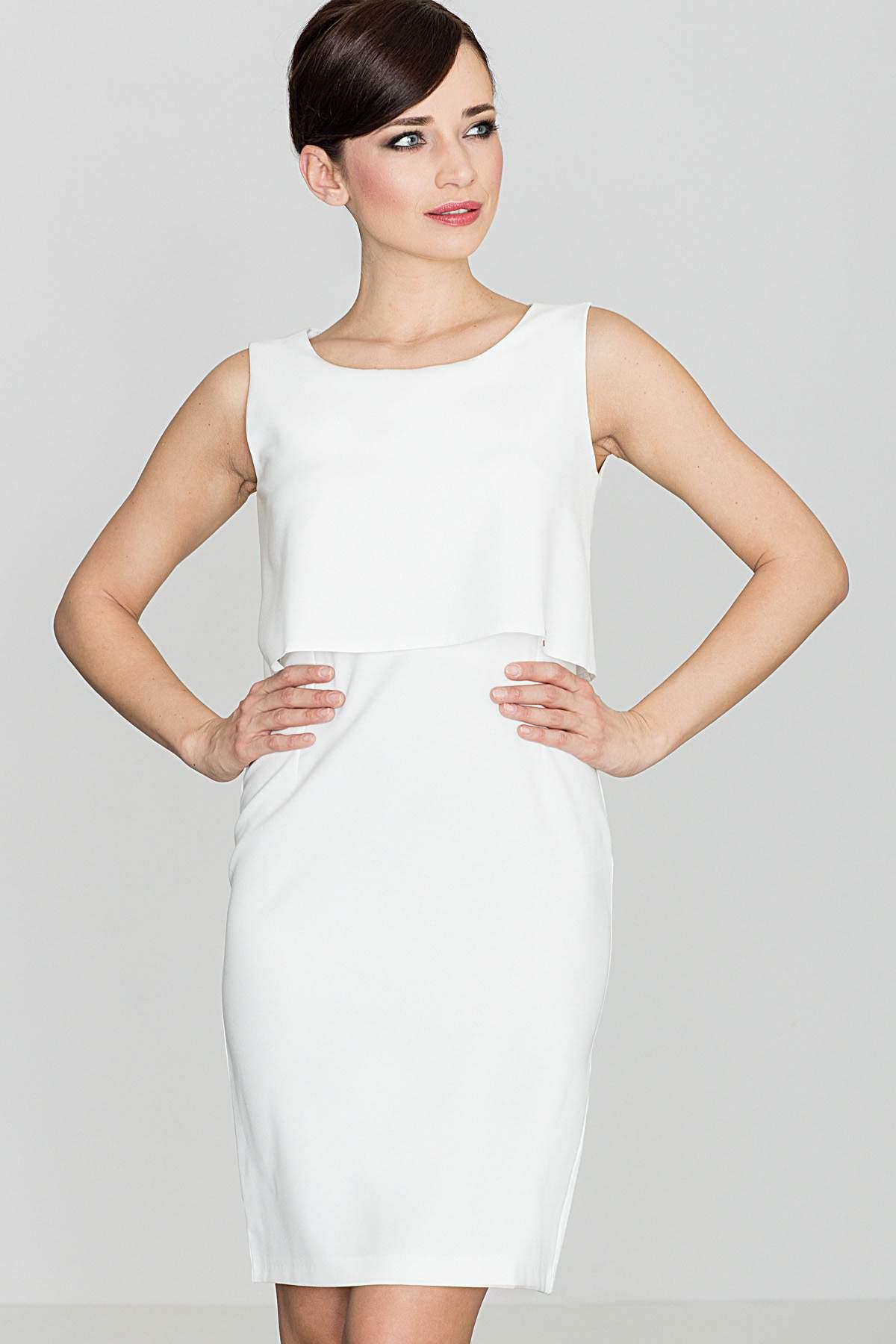 KATRUS κομψο midi φορεμα