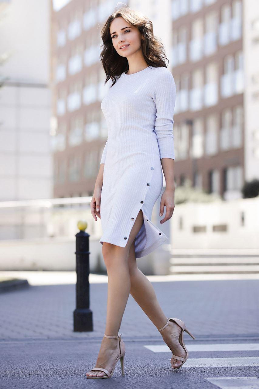 KATRUS midi φορεμα