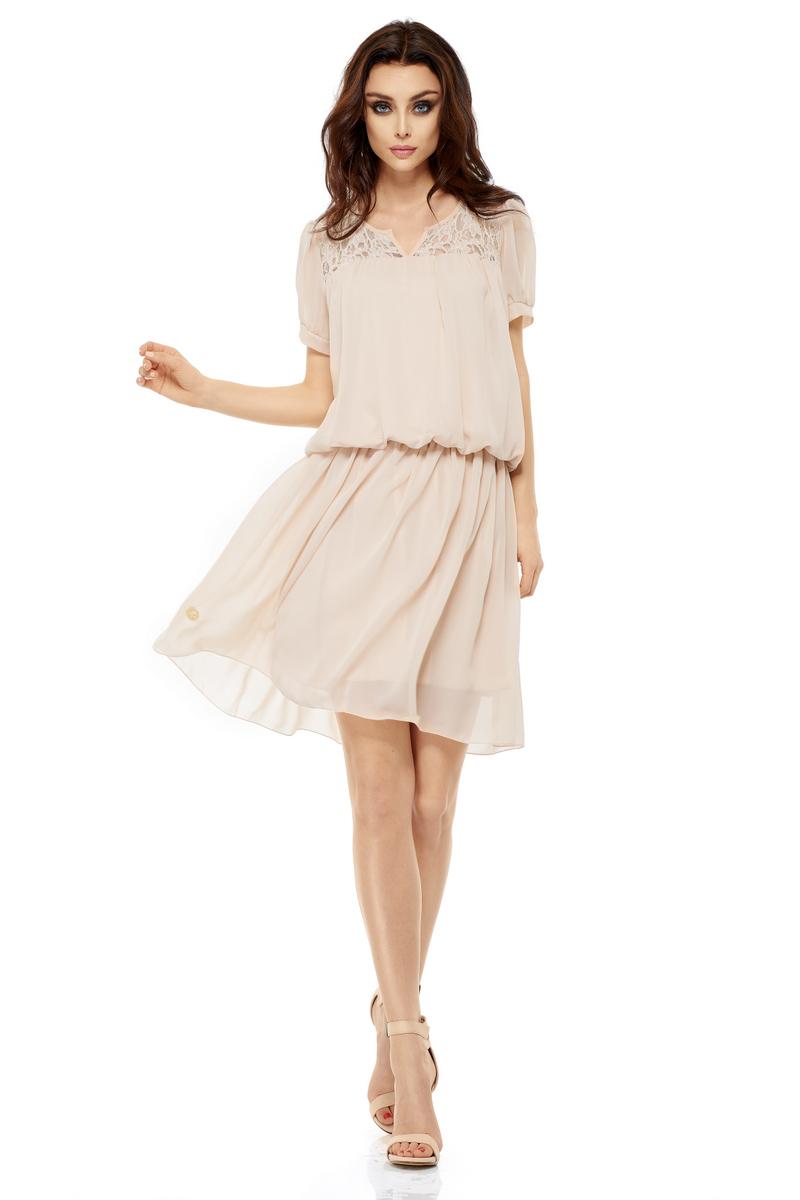 LEMONIADE Lemoniade φορεμα με δαντελα 57502b77529