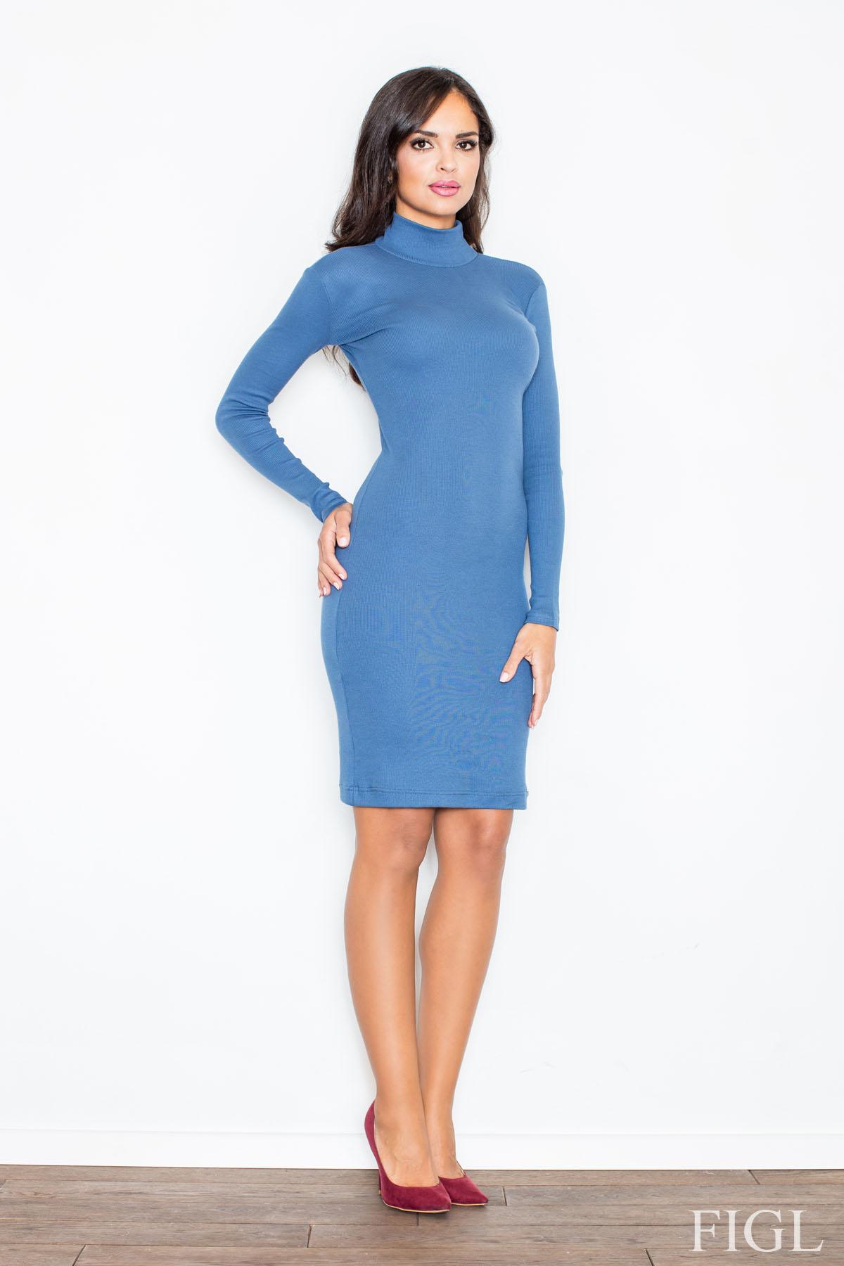 b0637f74aafa FIGL κομψο midi φορεμα