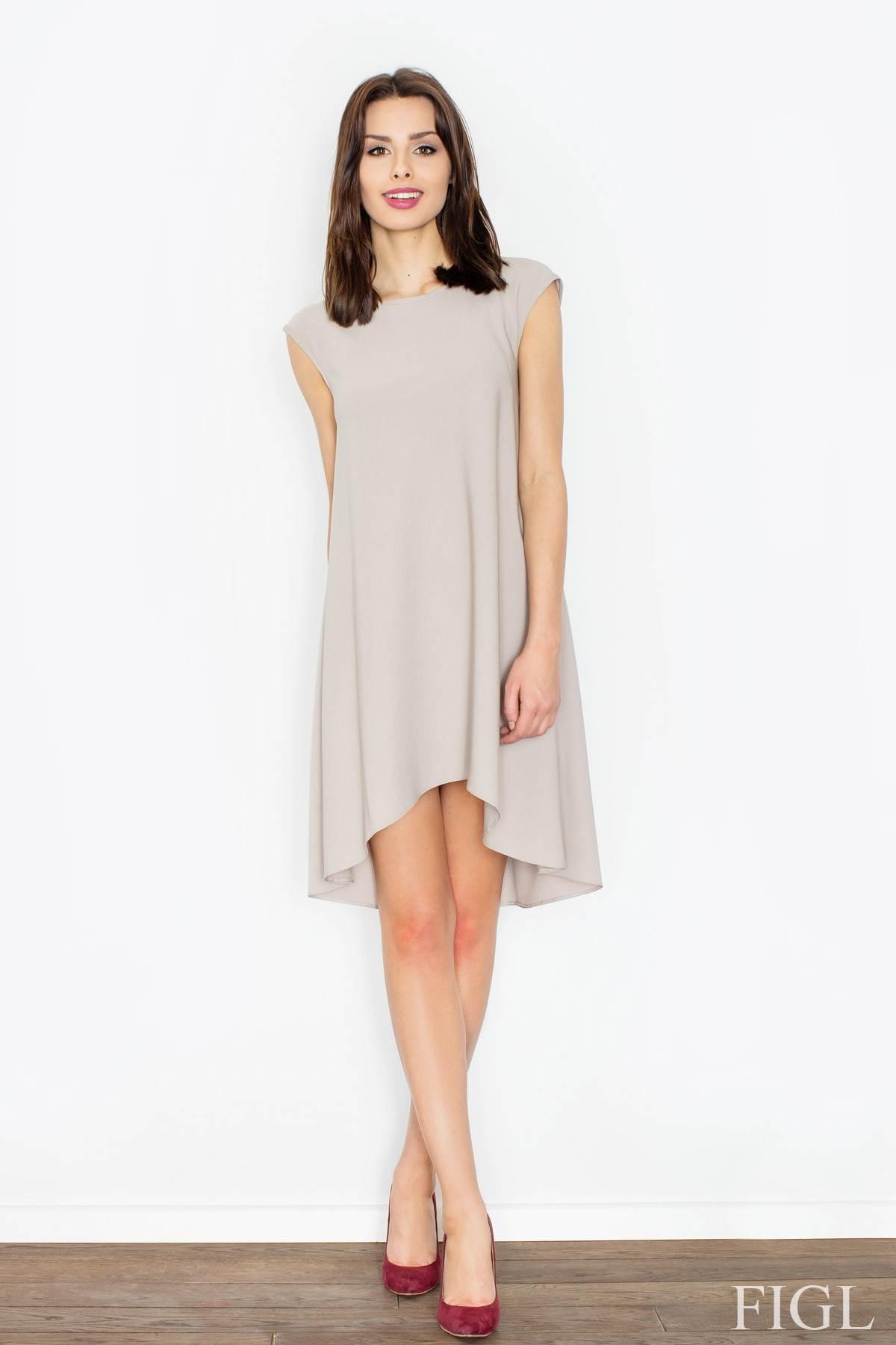 FIGL ασυμμετρο φορεμα