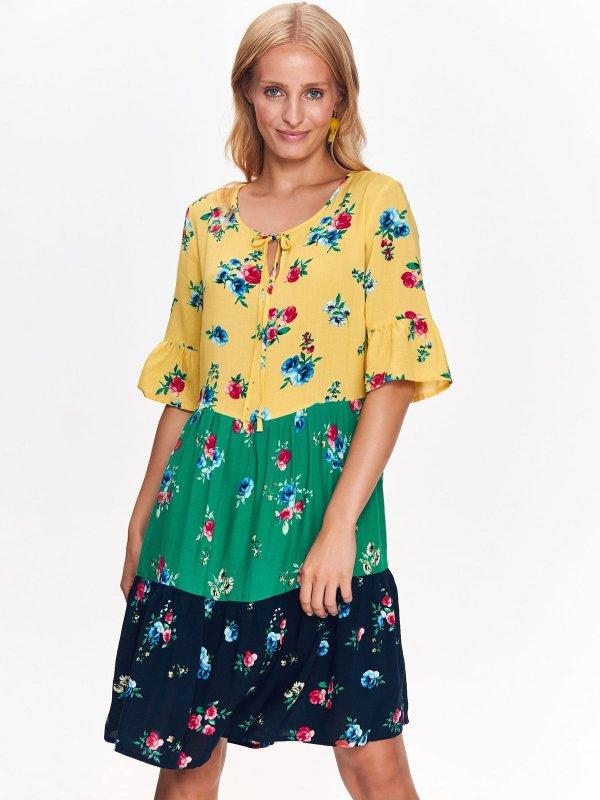 TOP SECRET TOP SECRET casual φορεμα με print