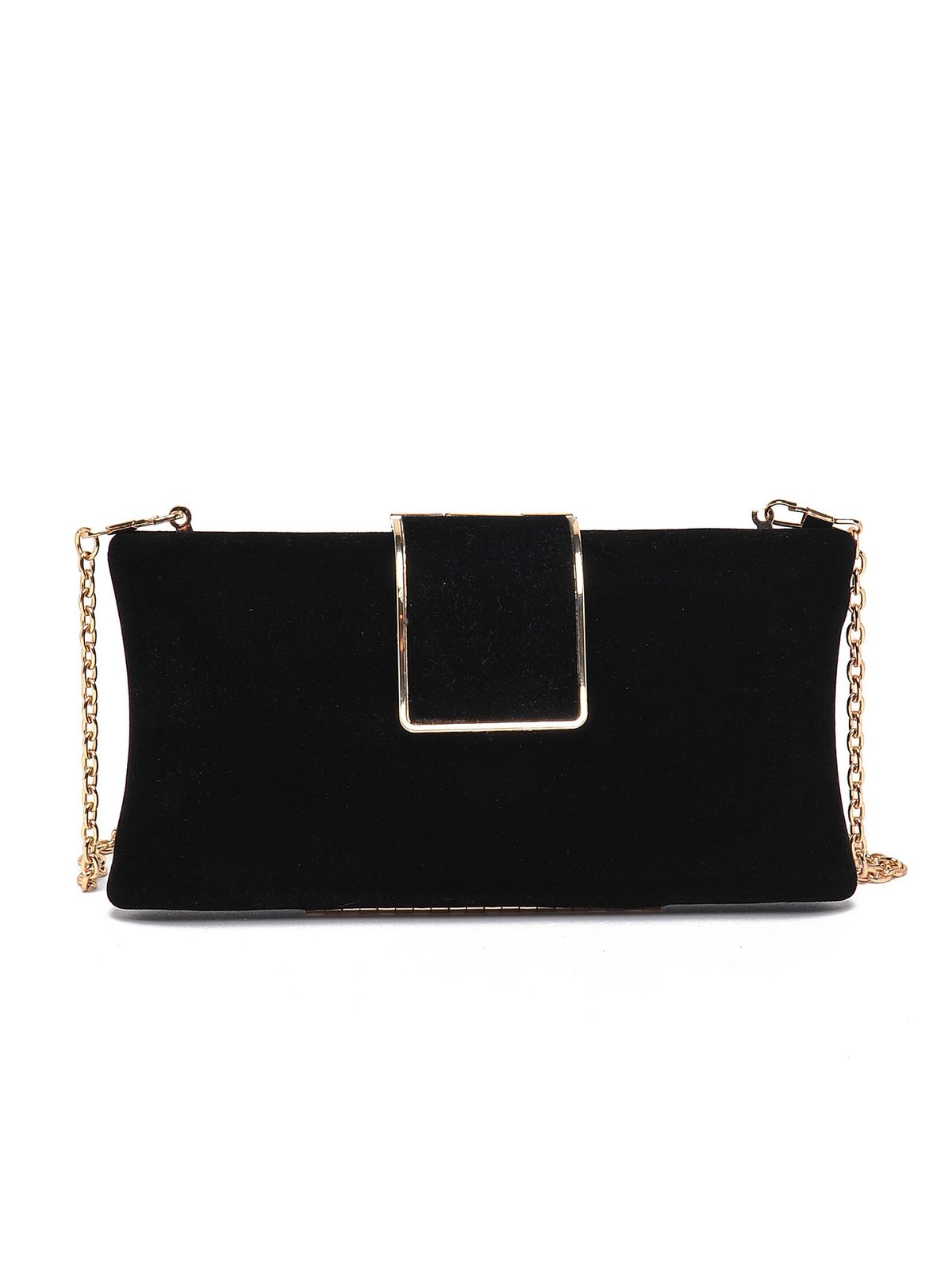 TOP SECRET clutch bag