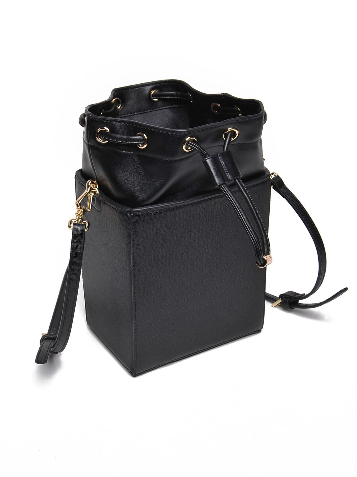 TOP SECRET bucket bag