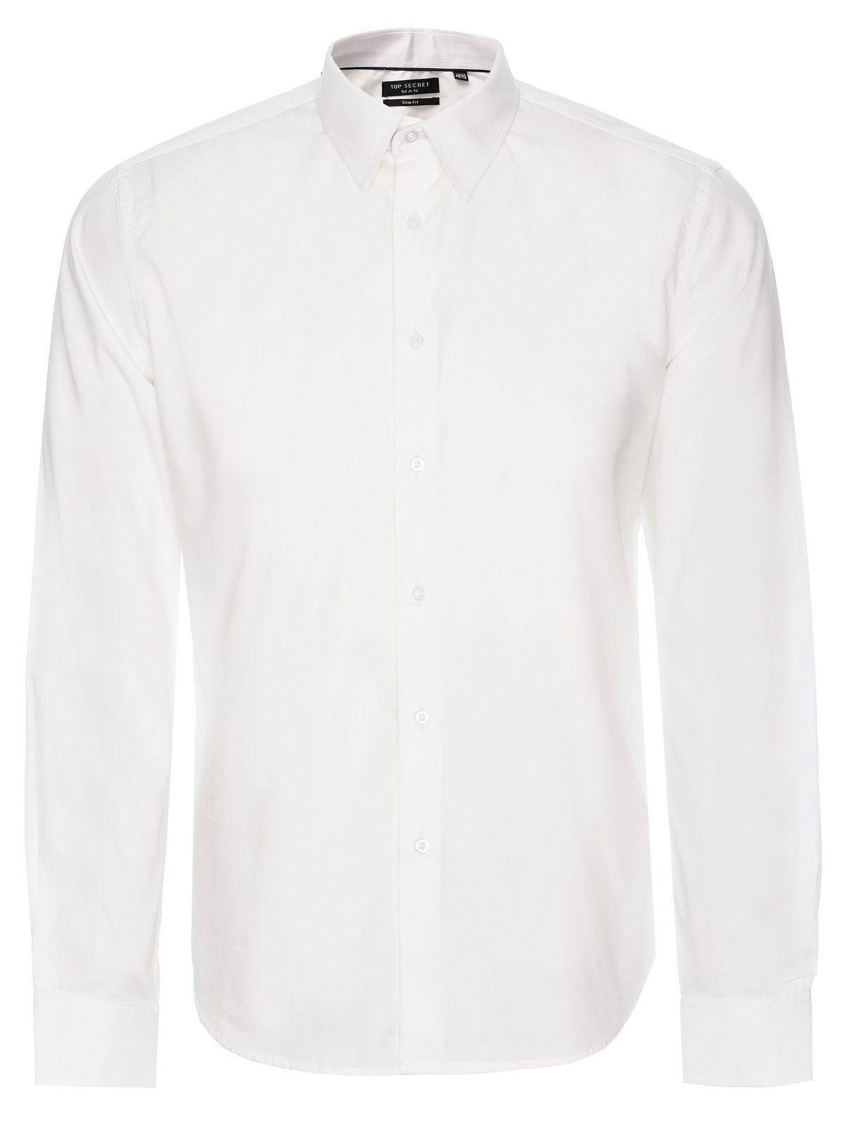 TOP SECRET slim fit πουκαμισο