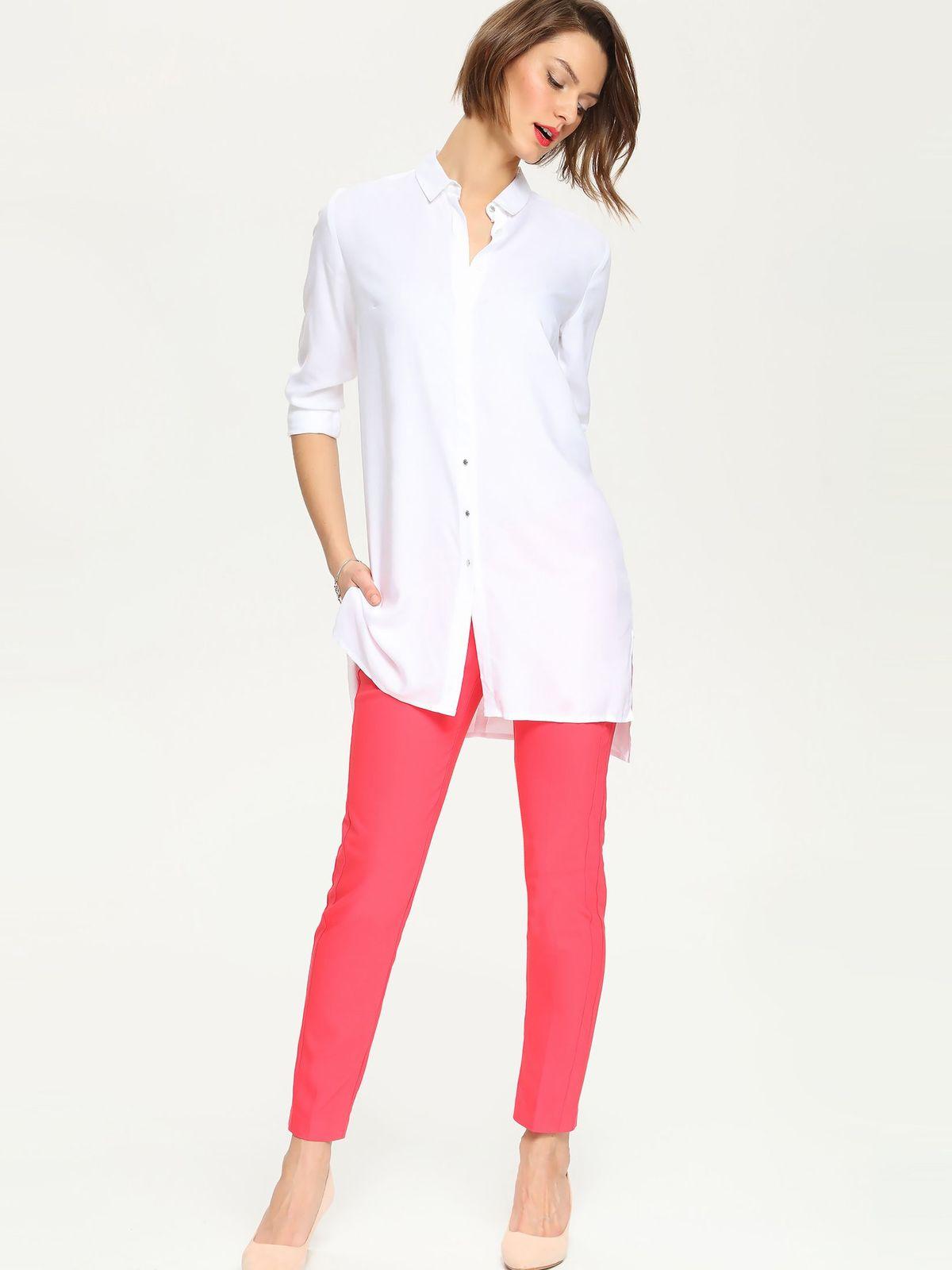 TOP SECRET γυναικειο μακρυ πουκαμισο