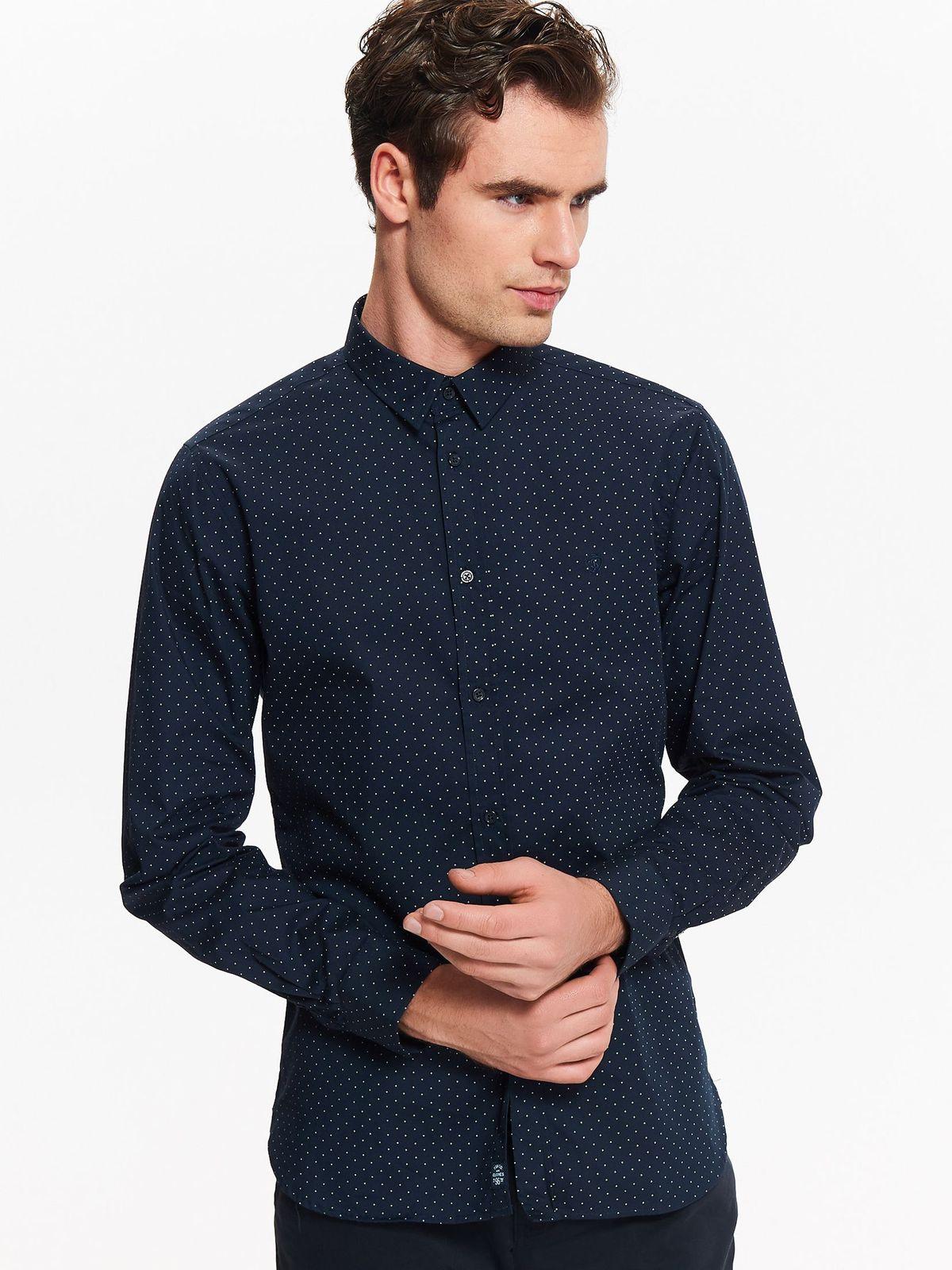 TOP SECRET top secret slim fit πουα πουκαμισο