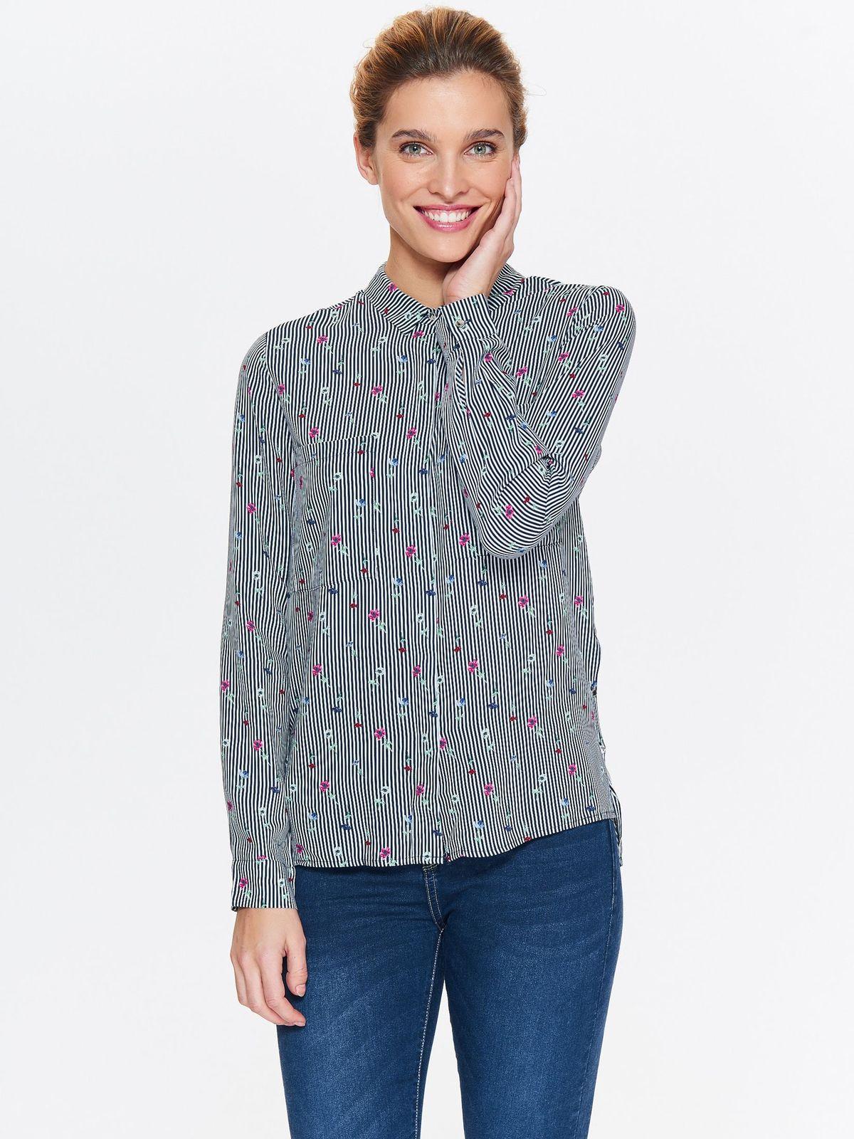 TOP SECRET TOP SECREΤ πουκαμισο με print