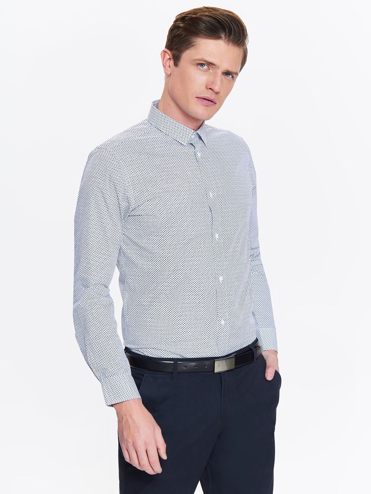 TOP SECRET TOP SECREΤ πουκαμισο slim fit
