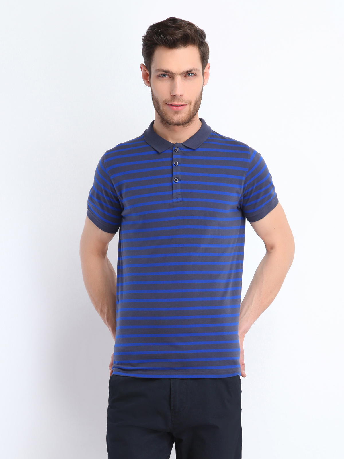 TOP SECRET MEN'S T-SHIRT POLO
