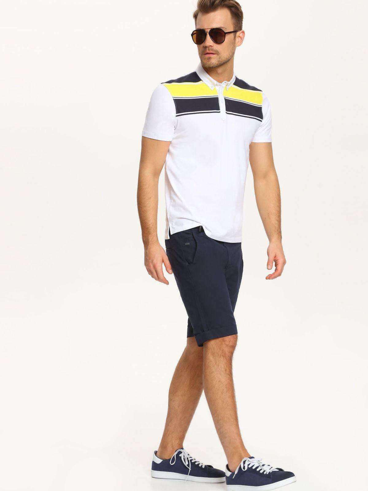 TOP SECRET ανδρικο Polo t-shirt