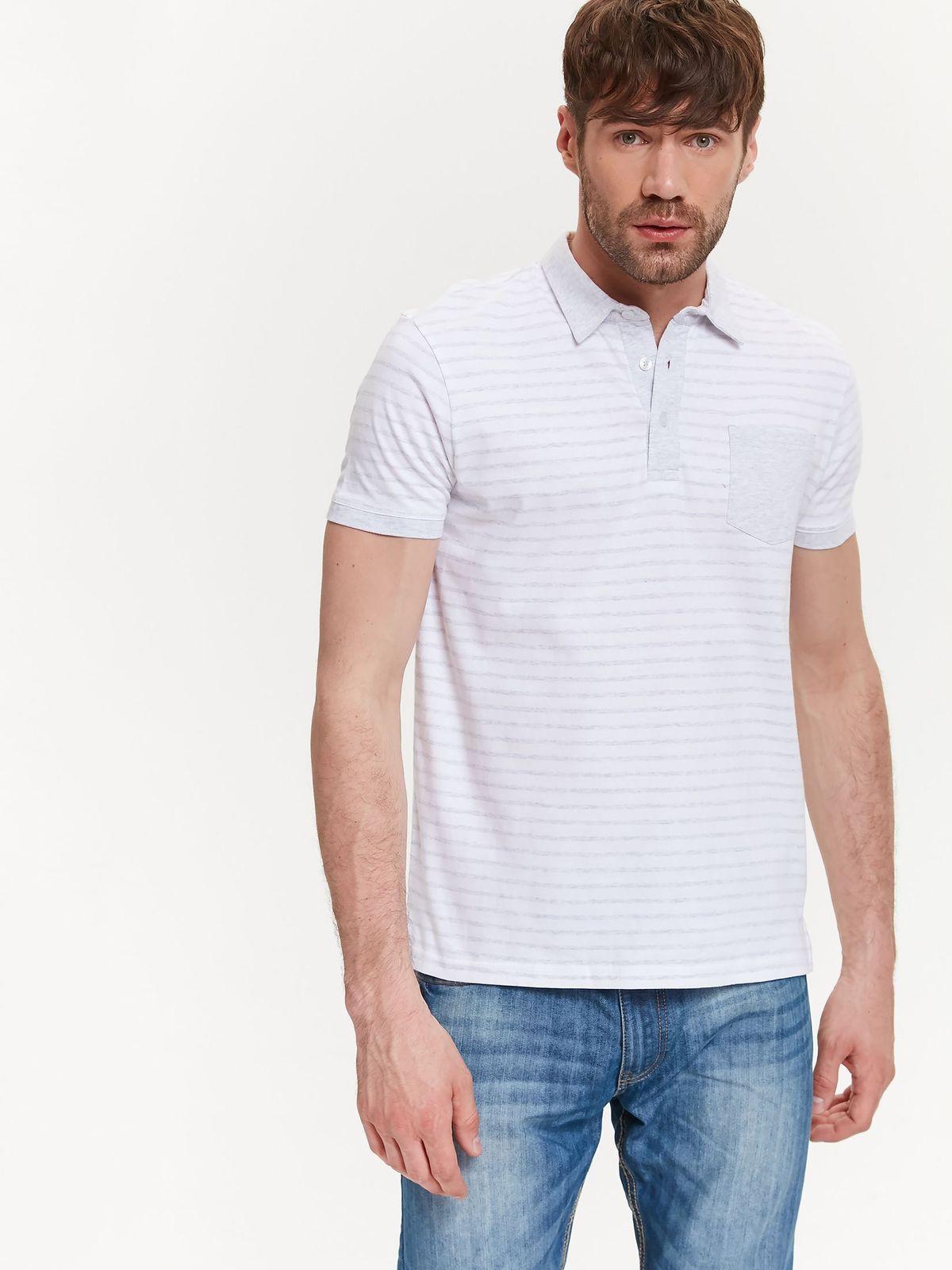 TOP SECRET top secret ανδρικο polo t-shirt