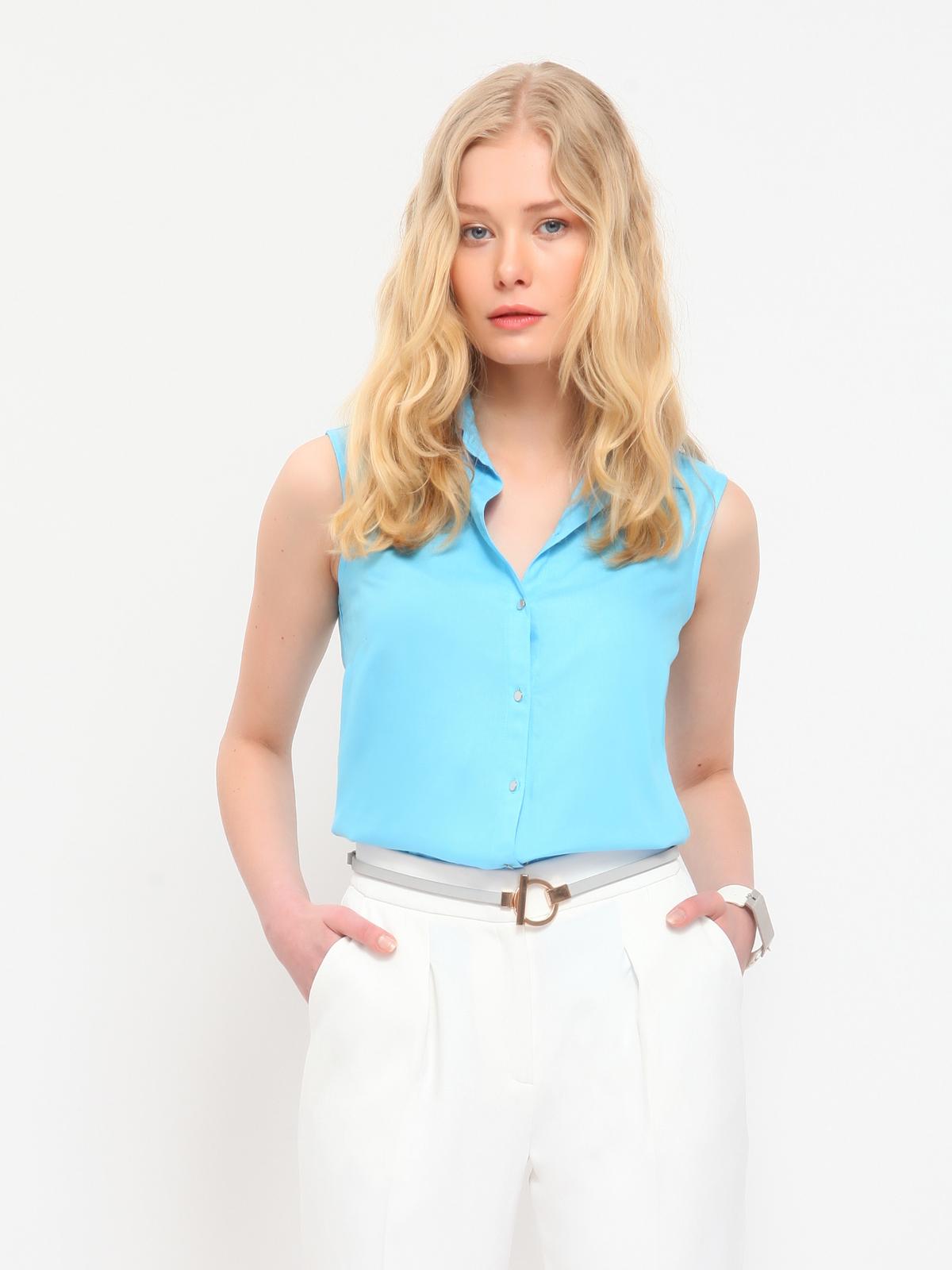 TOP SECRET Γυναικειο αμανικο πουκαμισο