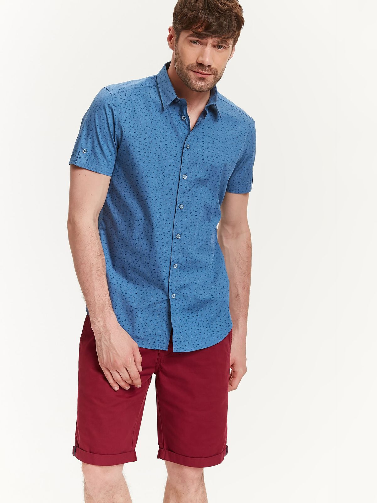 TOP SECRET TOP SECRET τζιν πουκαμισο