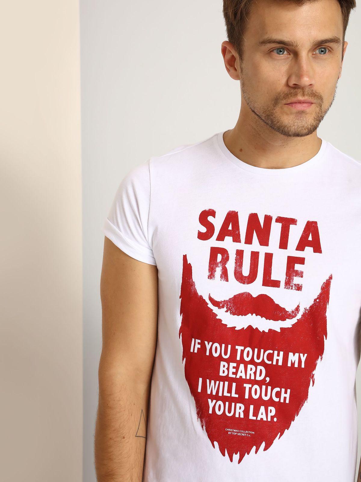 TOP SECRET TOP SECRET christmas t-shirt