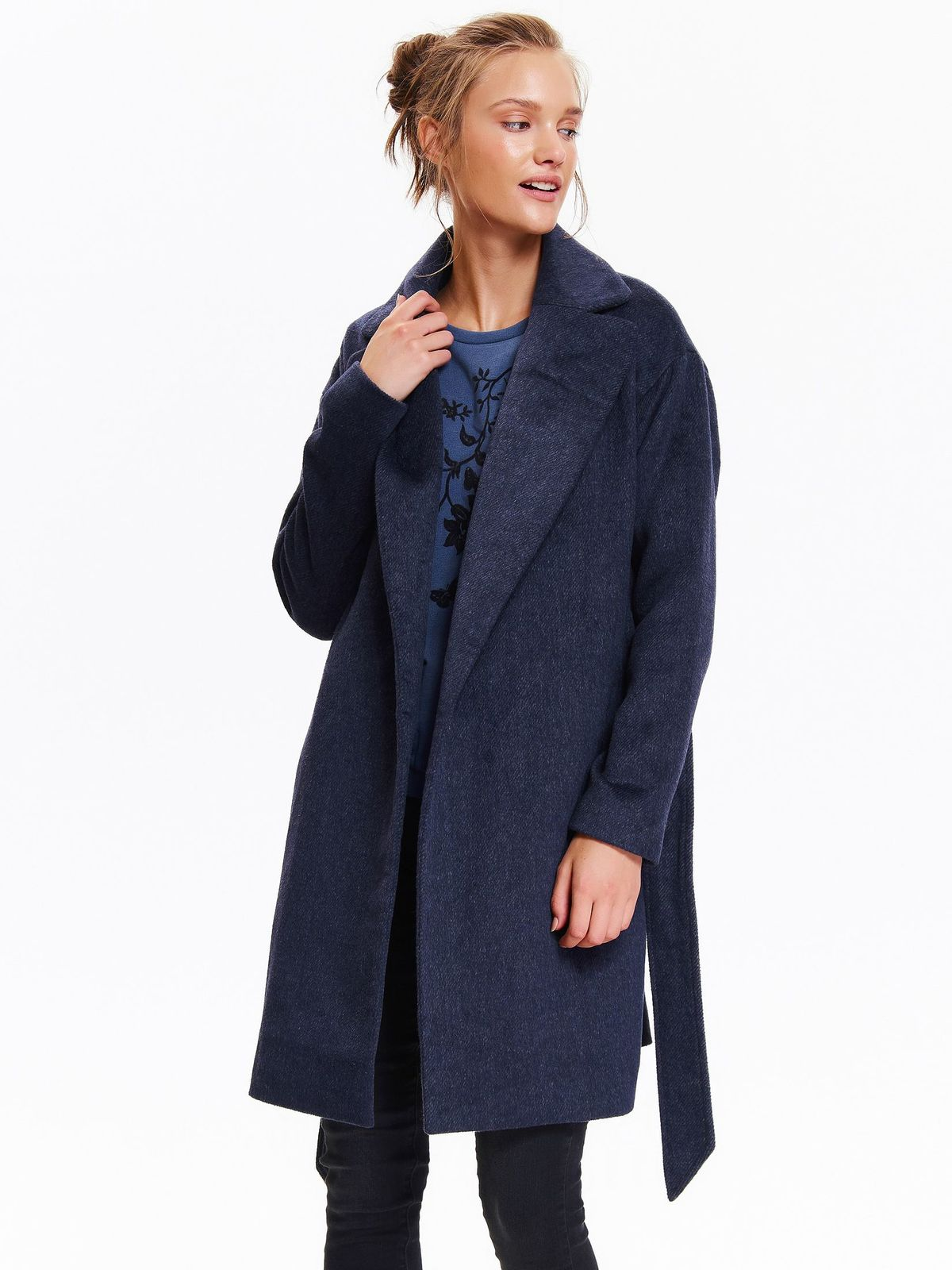 TOP SECRET TOP SECRET γυναικειο μακρυ παλτο