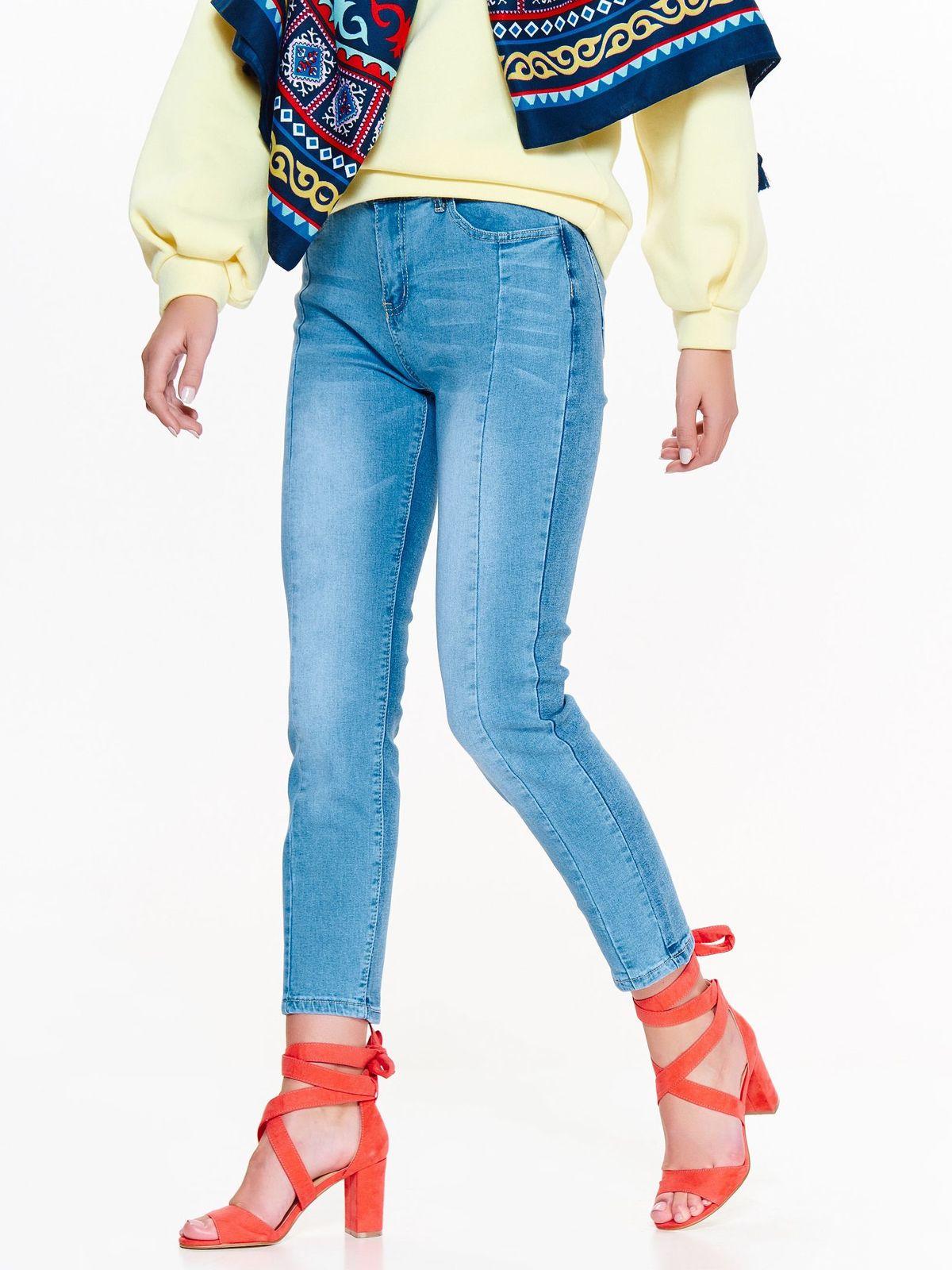 TOP SECRET TOP SECRET γυναικειο jean παντελονι