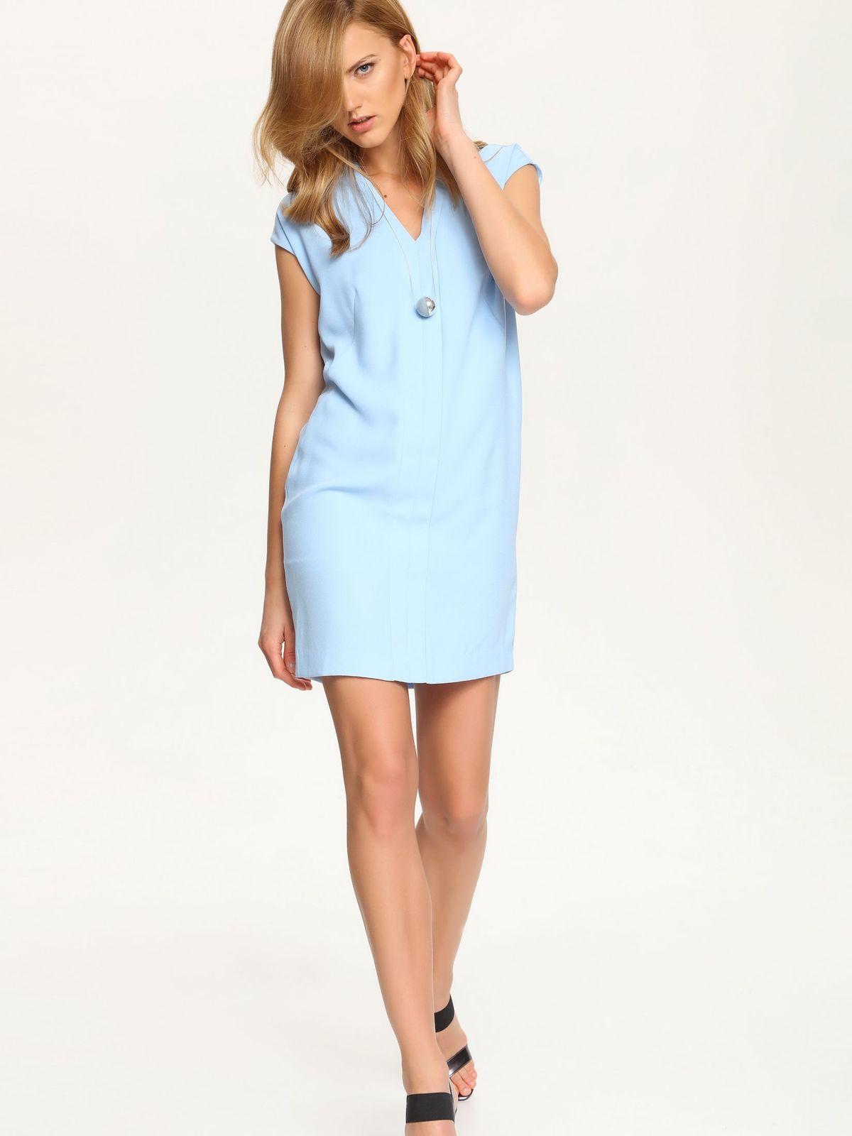 TOP SECRET φορεμα με V λαιμοκοψη