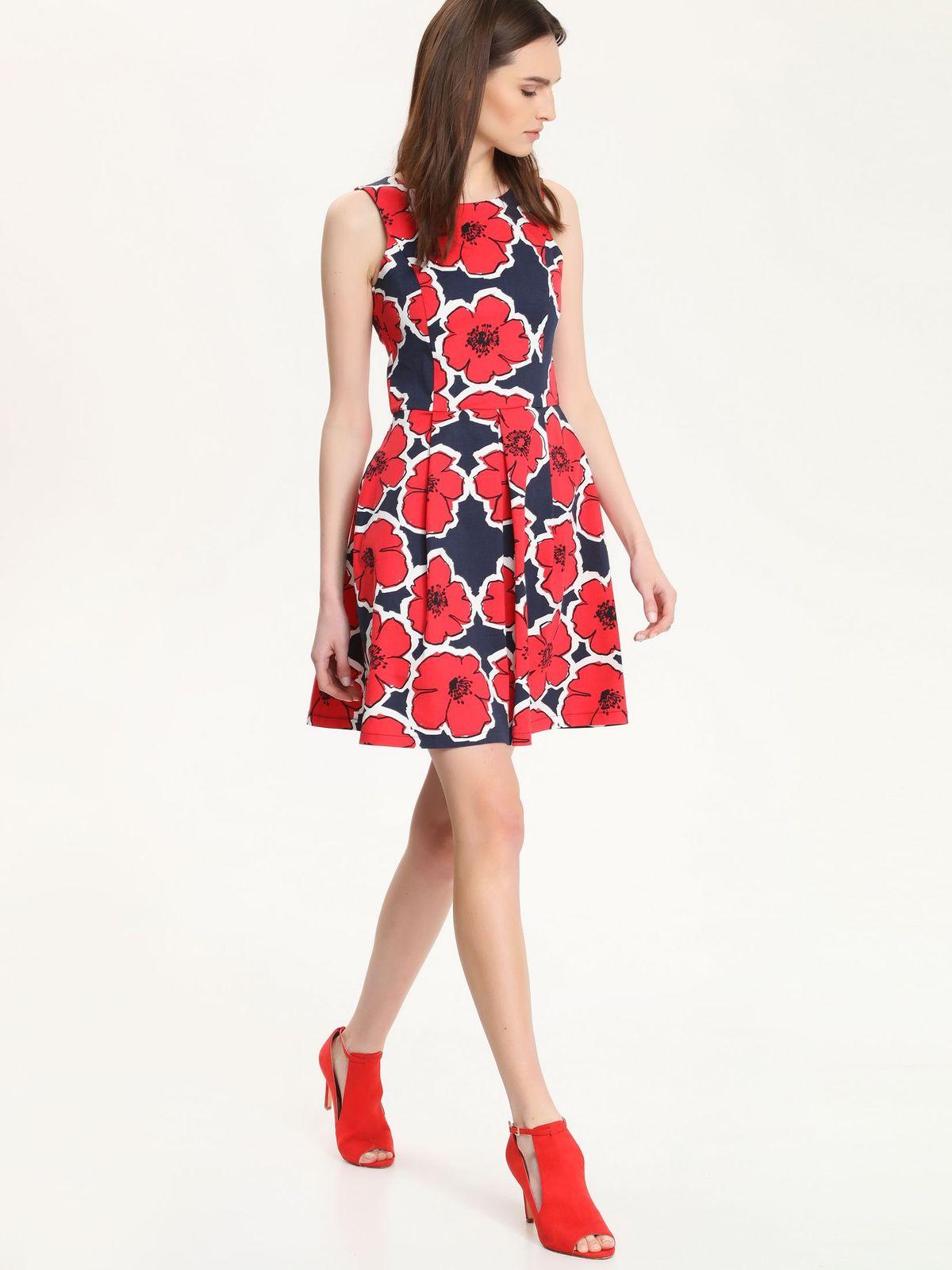 TOP SECRET φλοραλ κλος φορεμα