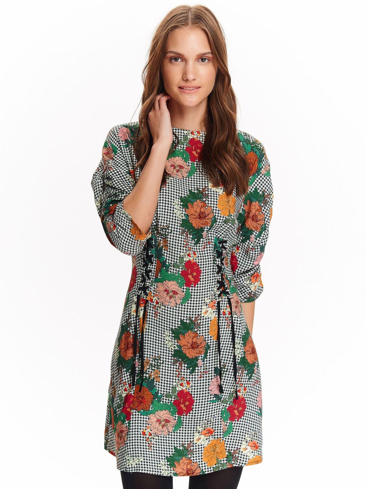 TOP SECRET φορεμα με φλοραλ print - 165481