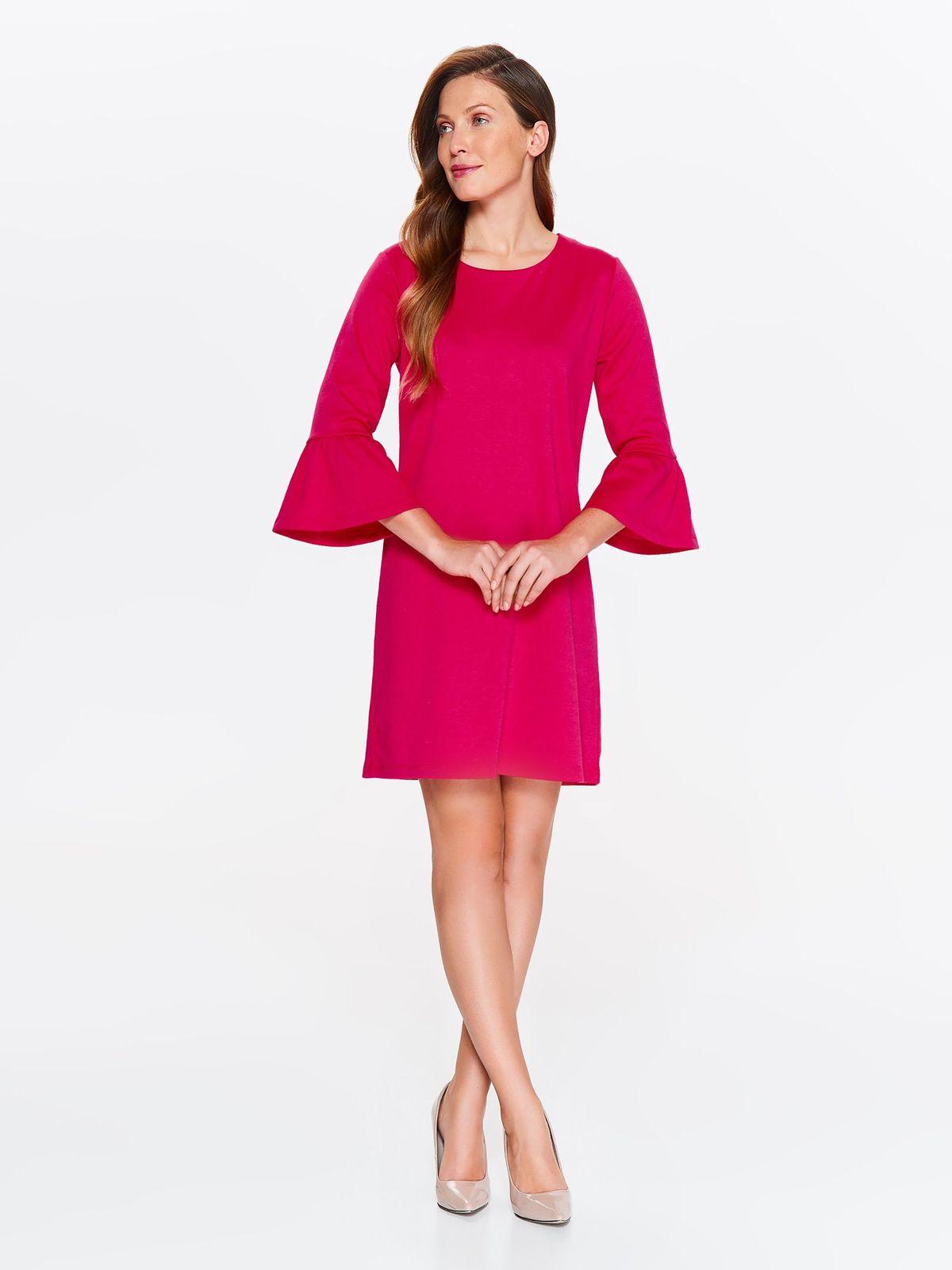 TOP SECRET φορεμα με βολαν