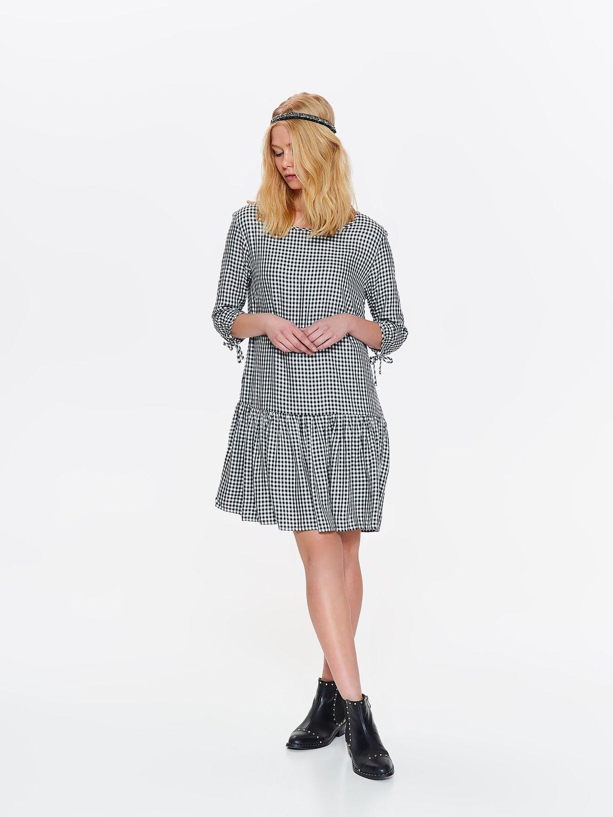 TOP SECRET TOP SECRET LOOSE καρο φορεμα