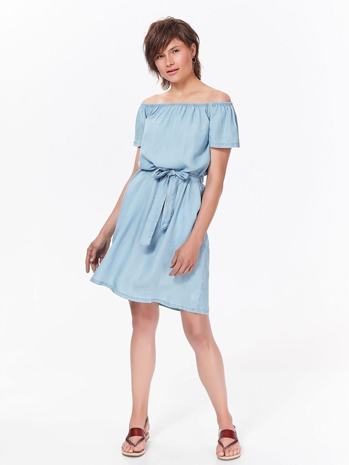 afd4655886b6 TOP SECRET TOP SECRET φορεμα soft denim