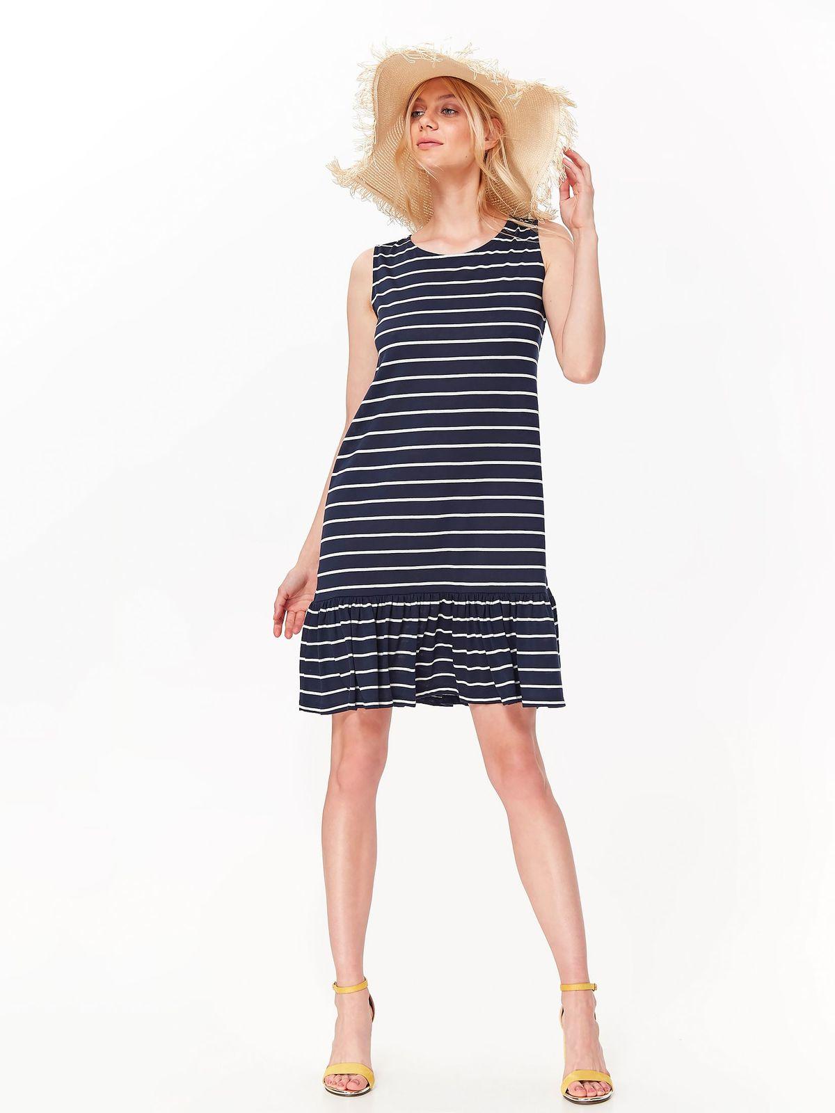 TOP SECRET TOP SECRET casual φορεμα με ριγα